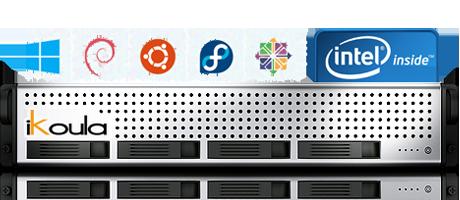 Serveur dédié – Stockage et transit de vos données informatiques