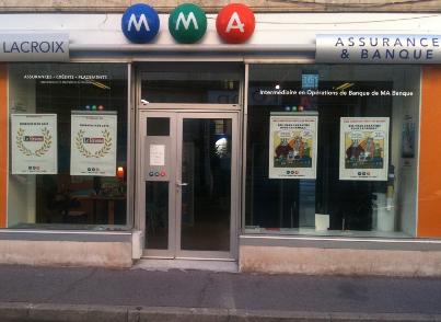 coordonnées de MMA Avignon